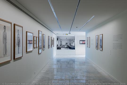 diaporama introduction sur la chapelle avec Matisse et soeur Jacques-Marie